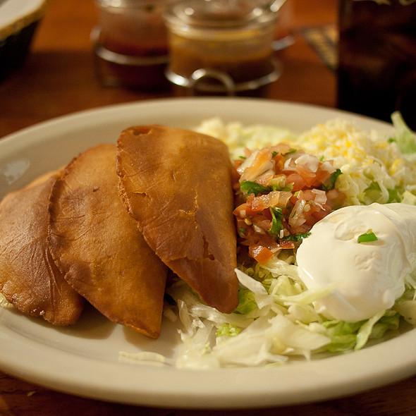 Chicken Empanadas @ El Cazador