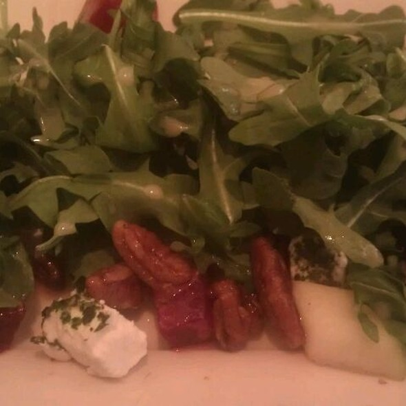 Beet and Goat Cheese Salad @ Cheesecake Factory