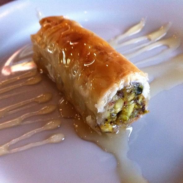 Baklava @ Baladi Mediterranean Cafe