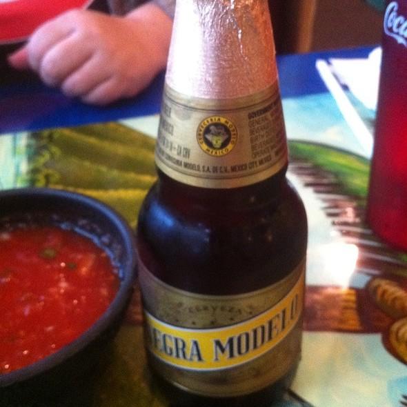 Negra Modelo Beer @ El Cozumel Mexican Grill