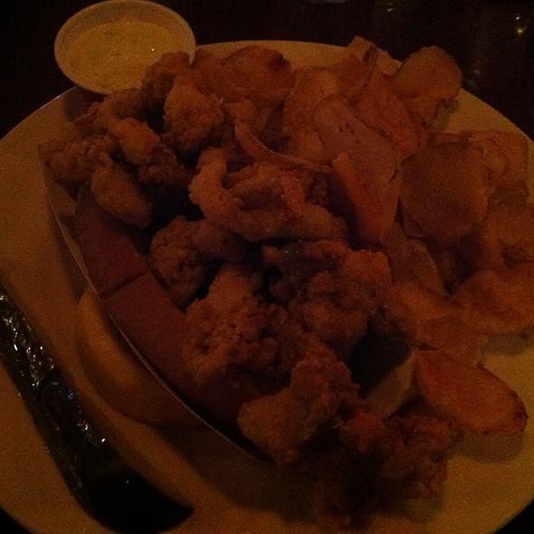 Fried Clam Roll @ Summer Shack Boston
