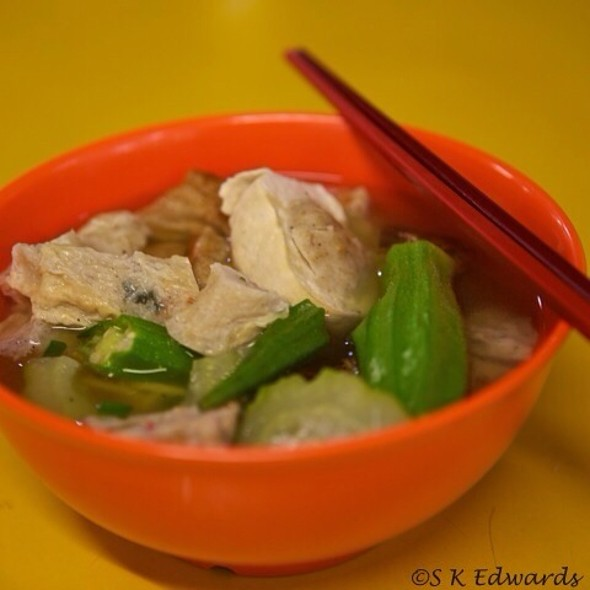 Yong Tau Foo @ People's Park Food Centre