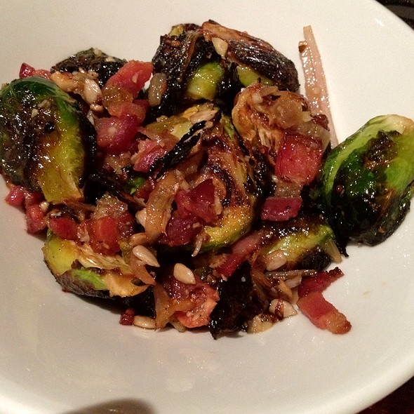 Brussels Sprouts @ Hodge's
