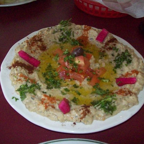 Baba Ganoush @ Casbah Mediterranean Grill