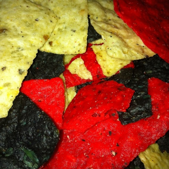 Tortilla Chips @ Market Diner