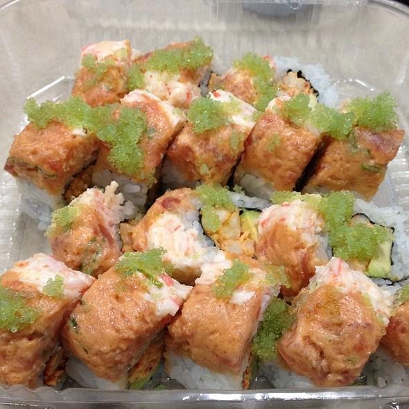 Koto Ii Roll @ Derek Chang's Koto Sushi Bar