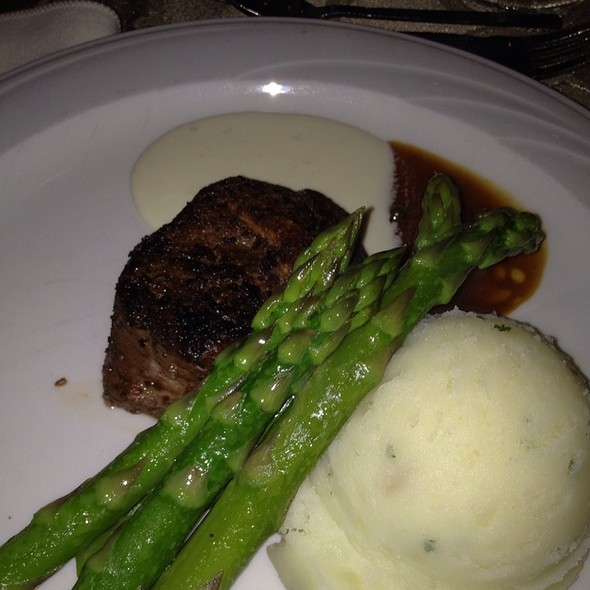 Filet Mignon @ Lands End Caterers