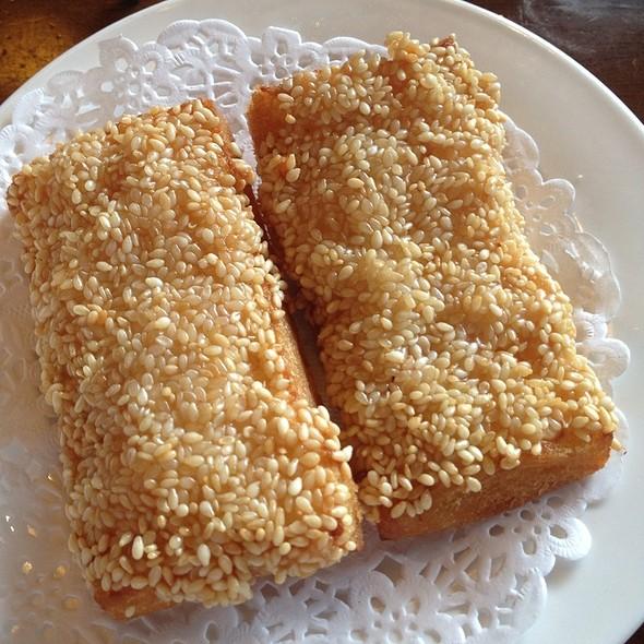 Prawn Toast @ Hu Tong Dumpling Bar