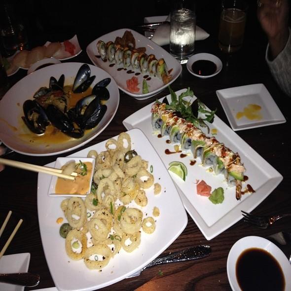 Anazing Foooddddd! @ Nikko Restaurant