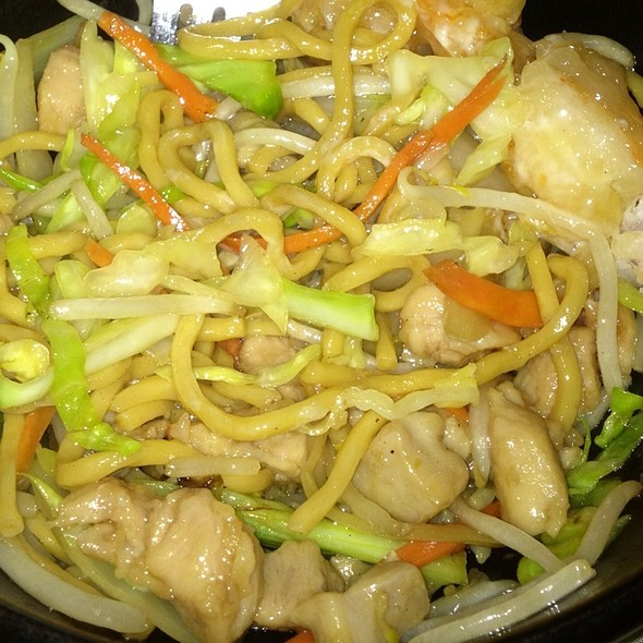 Chicken Chow Mein @ China Garden