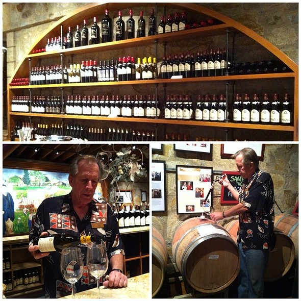 Cellar Wine Tasting @ Sattui Winery
