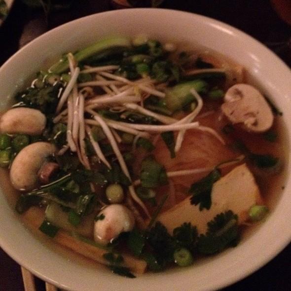 Vegetarian Pho @ Blossom Vietnamese Restaurant
