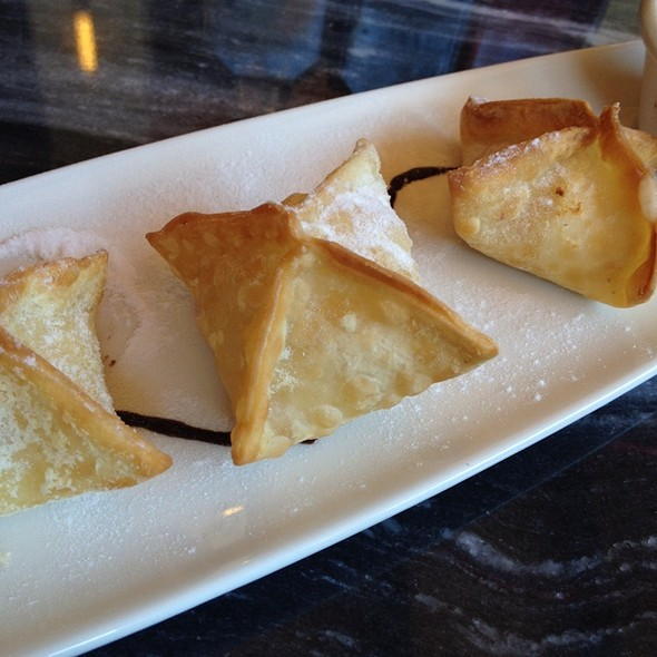 Mango Cream Cheese Wonton @ Pf Chang's