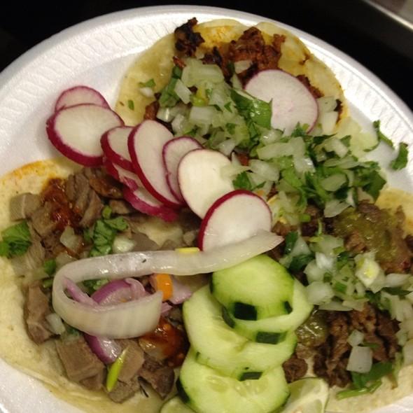 Al Pastor Taco @ Tacos Juanita's