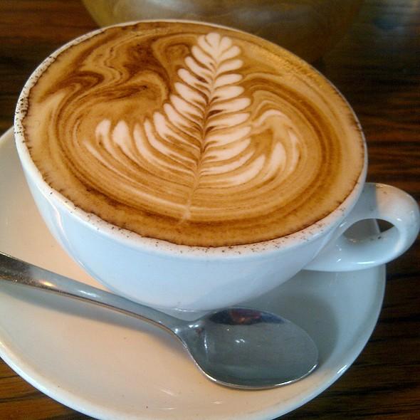 Cappuccino @ Dead Man Espresso