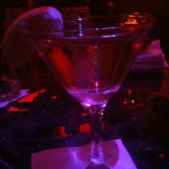 Chocolate Cake Cocktail @ Ambrosia Martini Lounge
