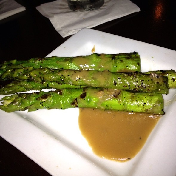 Asparagus - Kenny's Wood Fired Grill, Dallas, TX