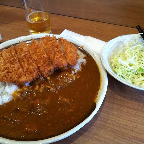 Tonkatsu Chicken Curry @ Tonkatsu Shotaru