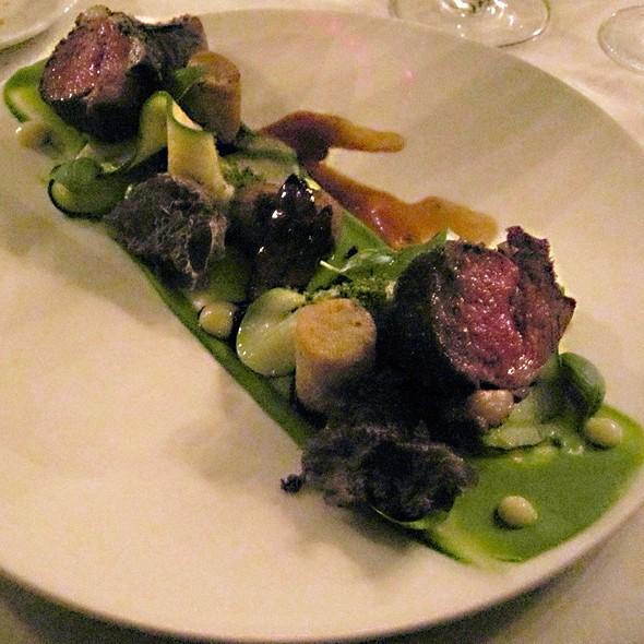 Grilled Filet Mignon @ Rancho Bernardo Inn