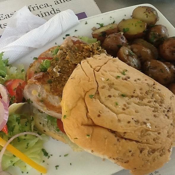 Tuna Sandwich @ Caffe Classico