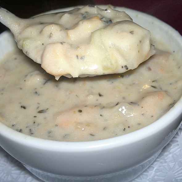 Seafood Chowder - The Pump House, Fairbanks, AK