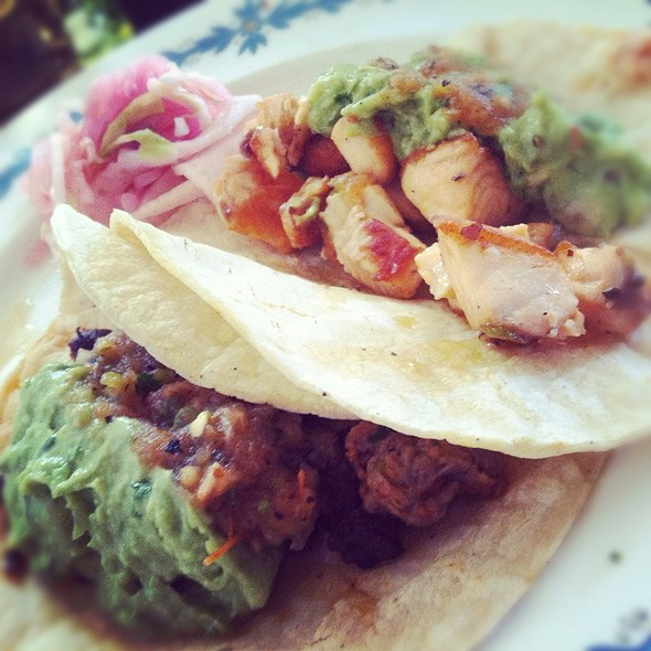 Surf And Turf Tacos - The Little Owl, New York, NY