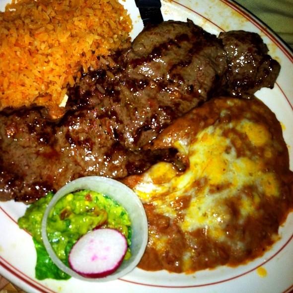 carne asada - Gardens of Taxco, West Hollywood, CA