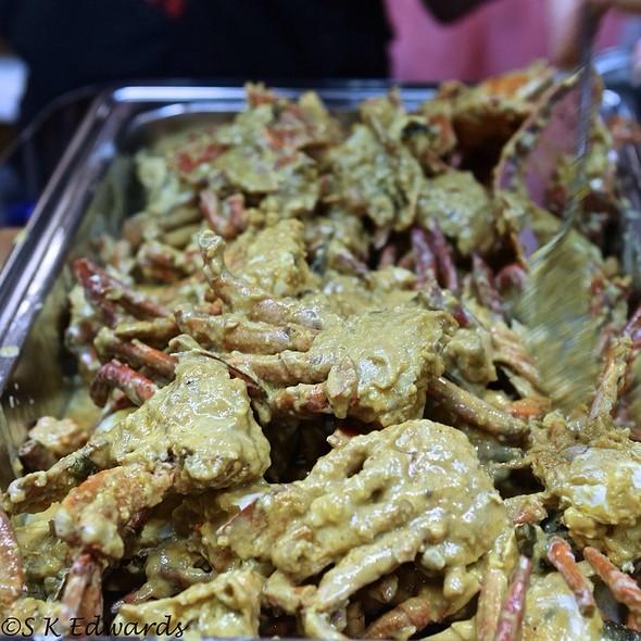 Singapore Chili Crab @ Singapore Food & Beverage Fair 2012 @Suntec