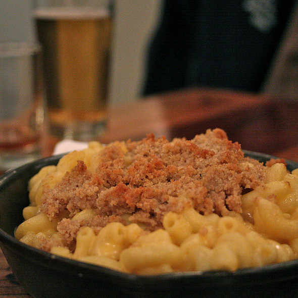 Mac & Cheese @ Perennial Artisan Ales
