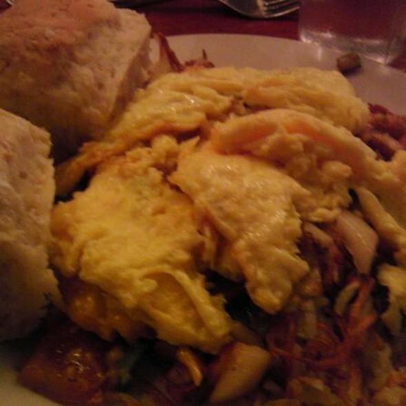 Eggs In A Tasty Nest @ Pork Store Cafe Valencia