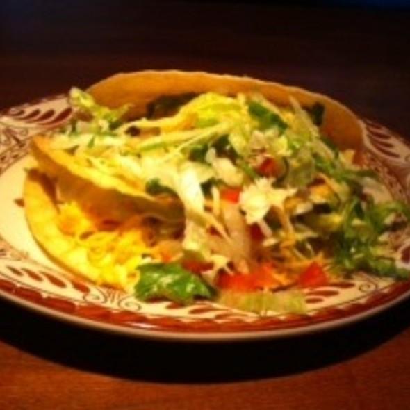 Chicken Crispy Tacos