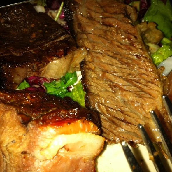 Meat @ Plataforma Restaurant