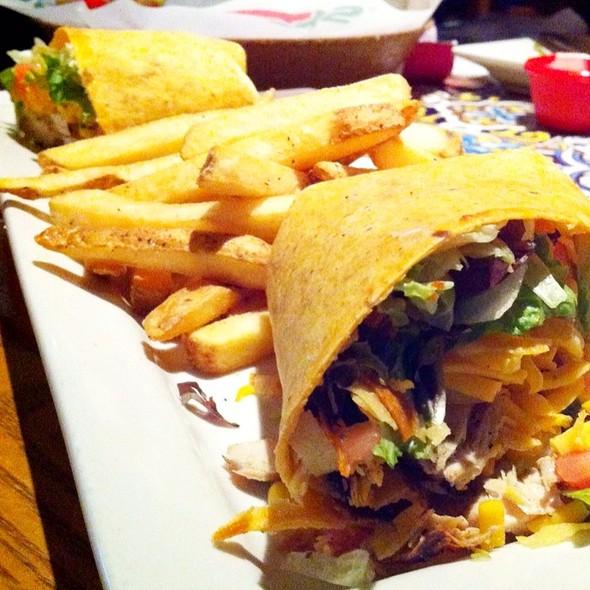 Santa Fe Chicken Wrap @ Chili's Grill & Bar