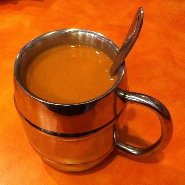 HK Milk Tea @ Snowflake