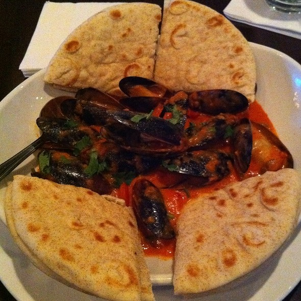 Sauteed Mussles @ Coco Cabana
