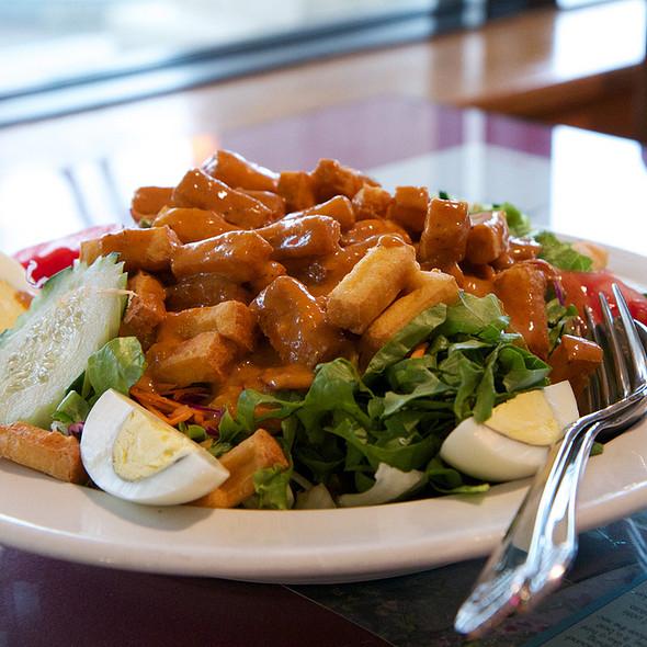 Thai Salad @ Khun Suda Thai Cuisine