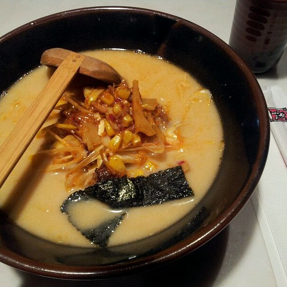 Negi Ramen @ Kawawa Japanese Ramen
