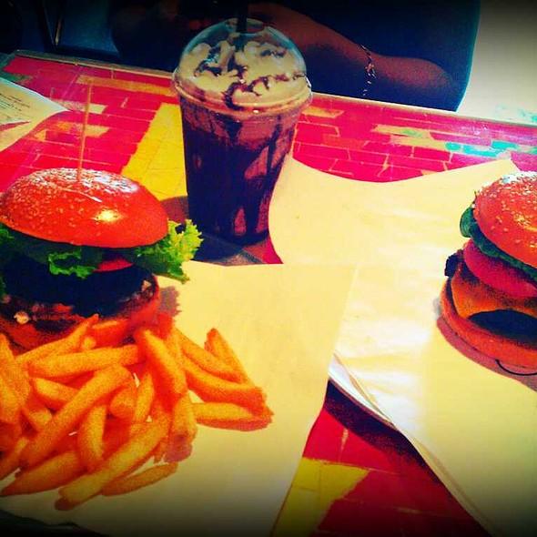 The Burger @ Bgr the Burger Joint