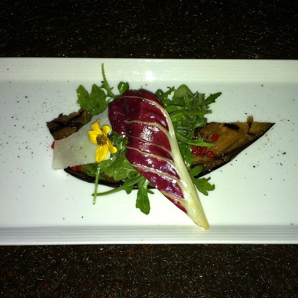 Eggplant Salad @ Blvd, The
