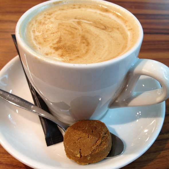Soy Decaf Flat White @ Cico Bar, Westfields Chatswood
