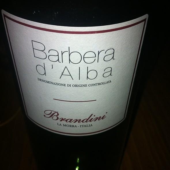 Barbera D'alba @ Otto Enoteca & Pizzeria