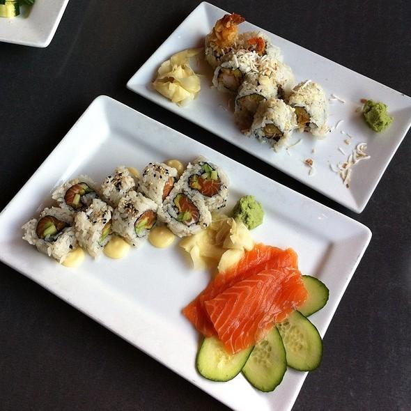Sushi - Lucky Belly, Nashville, TN