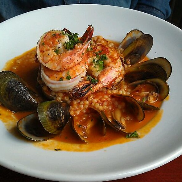 Seafood Tagine @ Zov's Bistro