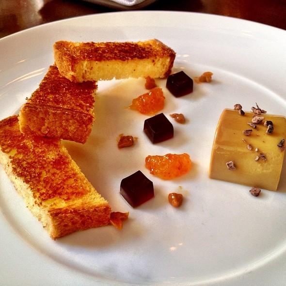Foie gras Torchon @ Prospect