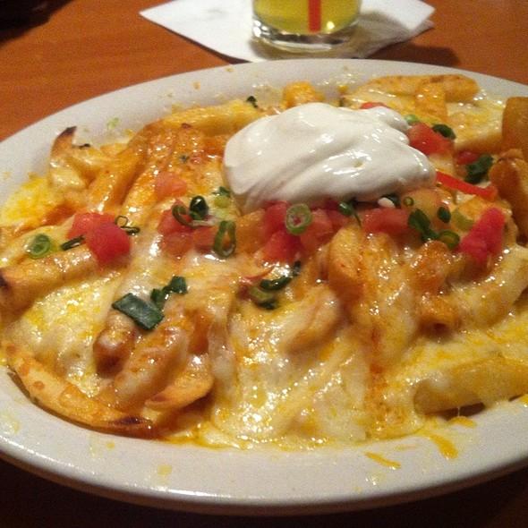 mexican fries @ Guadalajara Mexican Grill & Cantina