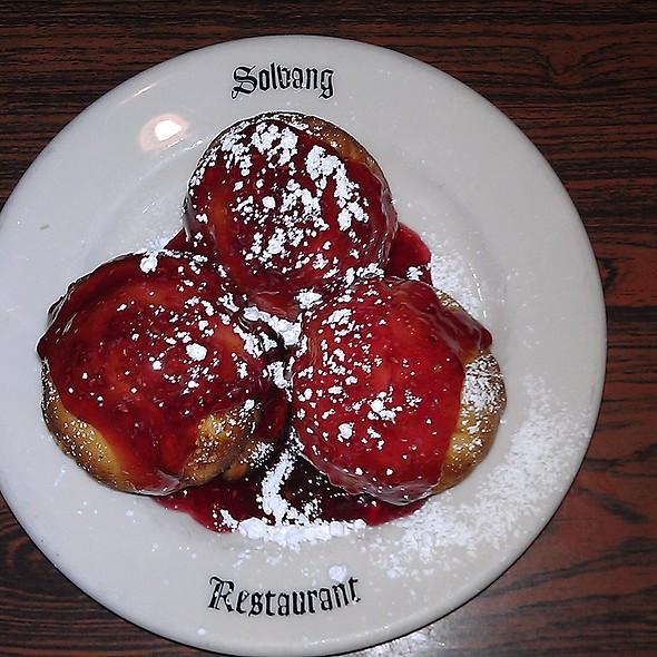 Abelskiver @ Solvang Restaurant