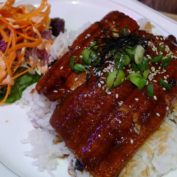 BBQ Eel Dobbap @ Hiroba Japanese and Korean Restaurant
