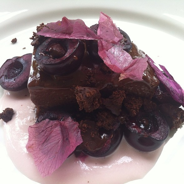 Chocolate Cherrry And Rose @ Peppermint Bay