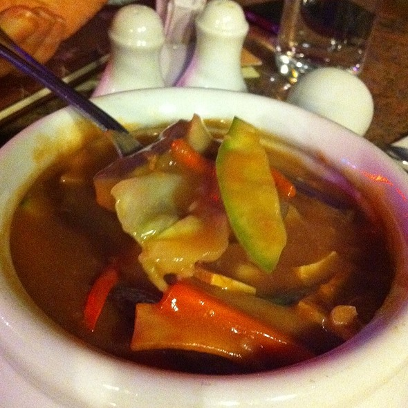 Sesame Balls @ Sheung Hing Chiu Chow Seafood Restaurant