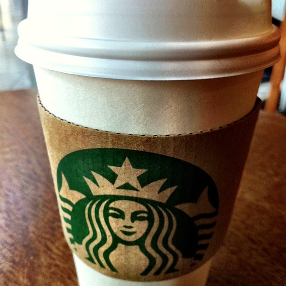 Cafe Latte @ Starbucks